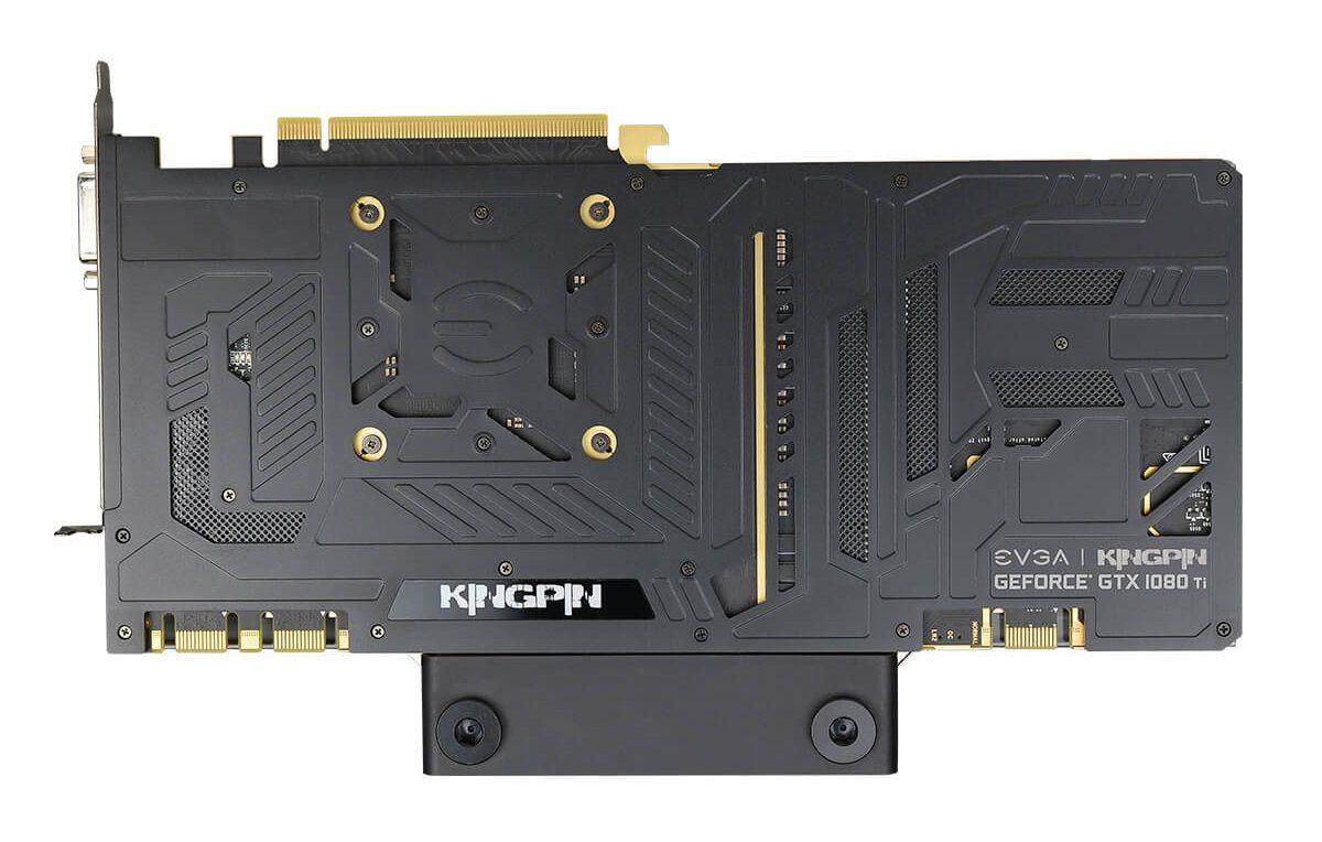 EVGA GTX 1080 Ti K|NGP|N Hydro Copper