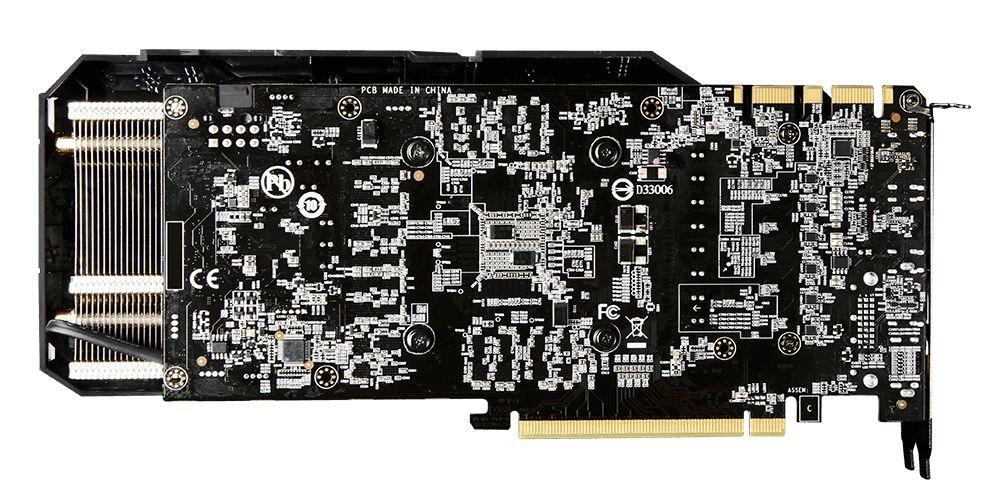Gigabyte GeForce GTX 1070 Ti WindForce 8G