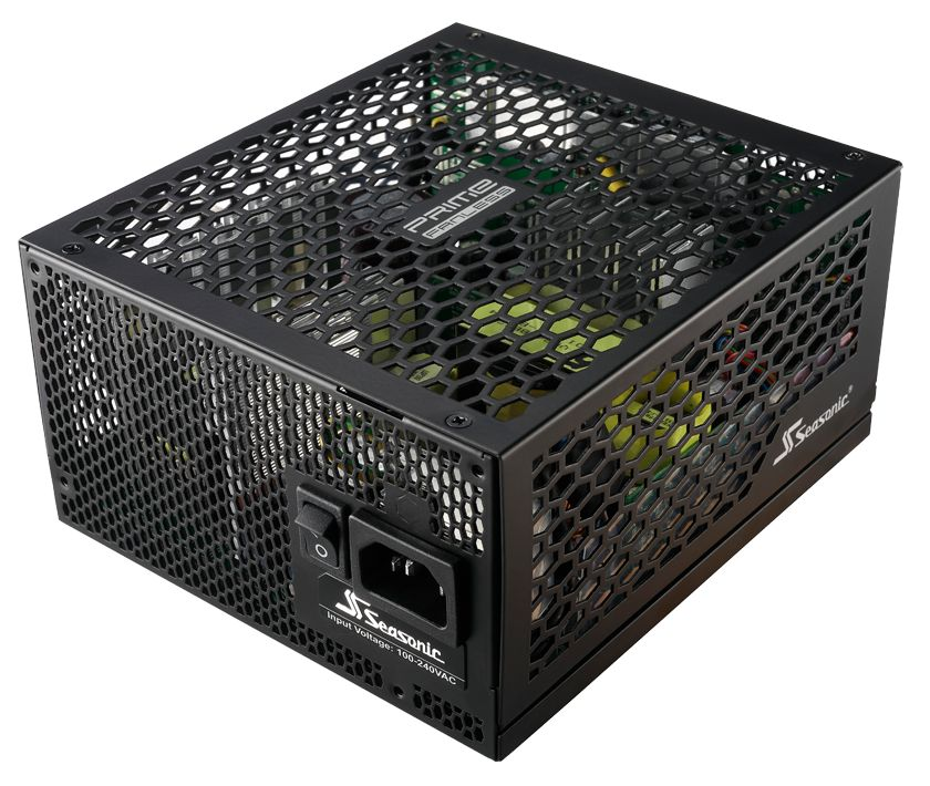SeaSonic PRIME 600 W Titanium Fanless
