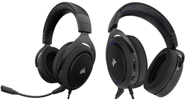 Corsair HS50 słuchawki