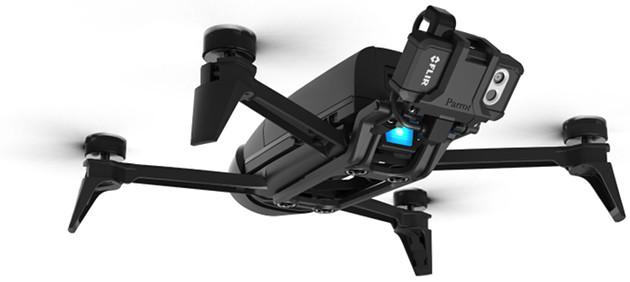 Parrot Bebop-Pro Thermal dron
