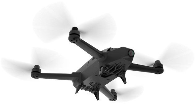 Parrot Bluegrass dron wygląd