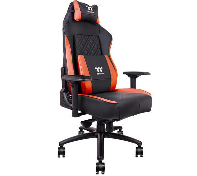 Thermaltake X Comfort Air Gaming Chair fotel wygląd
