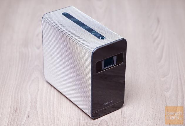 Sony Xperia Touch widok bok przód
