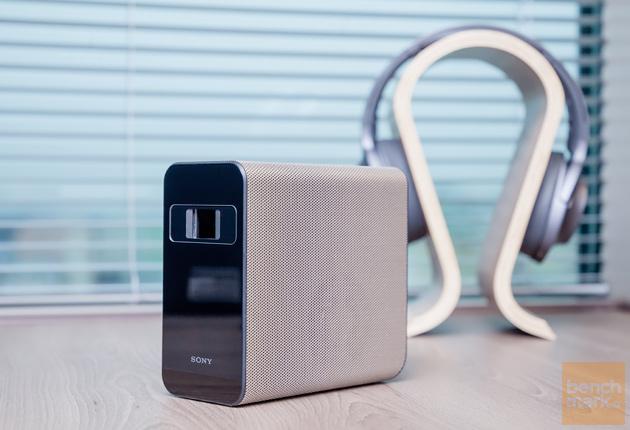 Sony Xperia Touch słuchawki