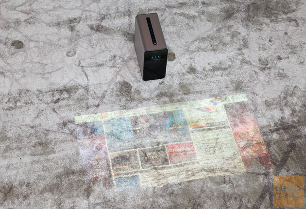 Sony Xperia Touch dywan
