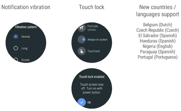Android Wear Oreo (8.0)