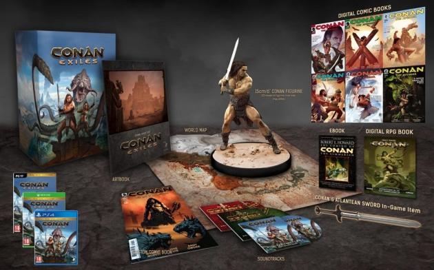 Conan Exiles edycja kolekcjonerska