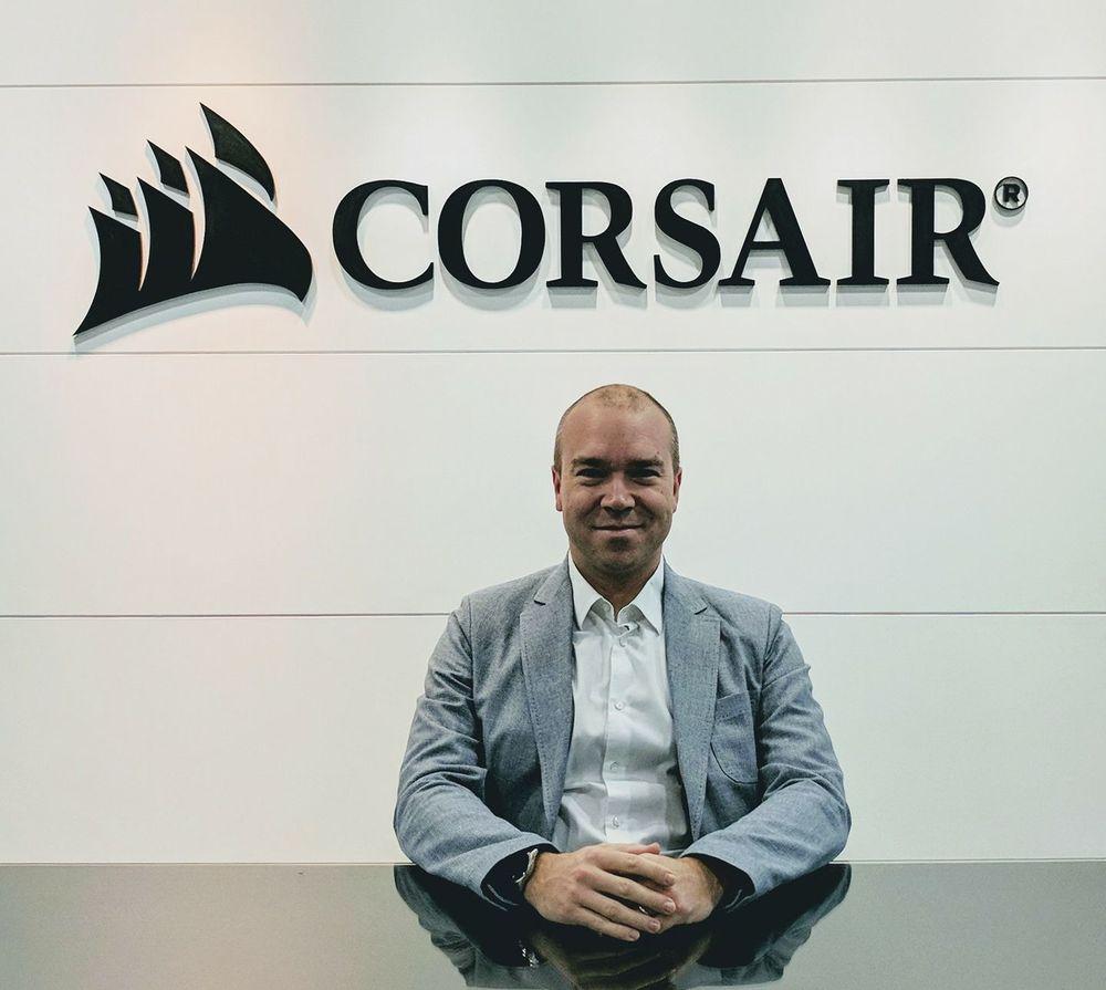 Mark Tanko - Corsair