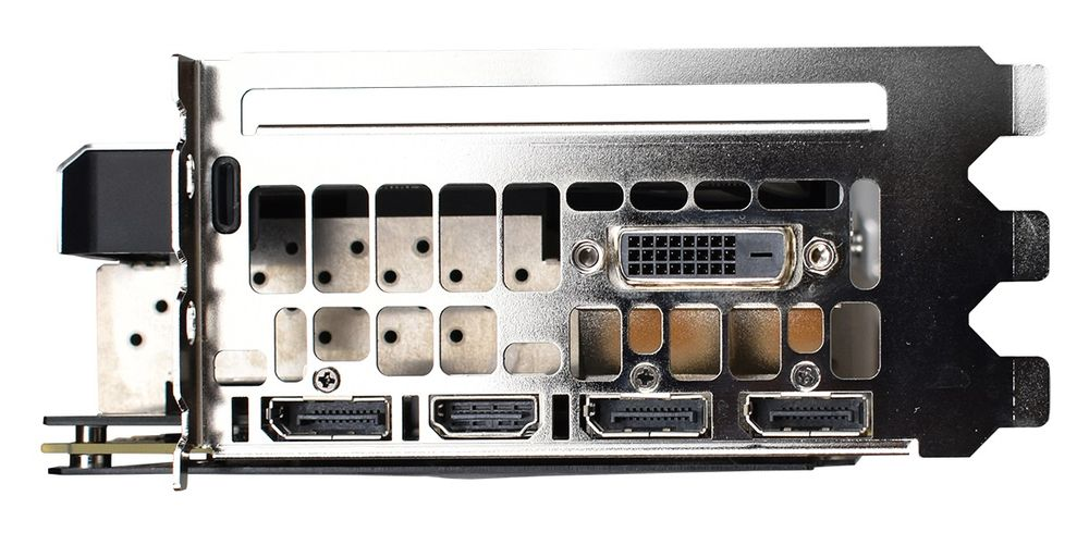 EVGA GeForce GTX 1070 Ti 8GB FTW Ultra Silent