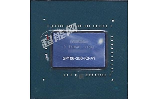 Nvidia Pascal GP106-350-K3-A1