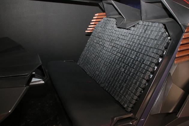 Toyota fotel płaski