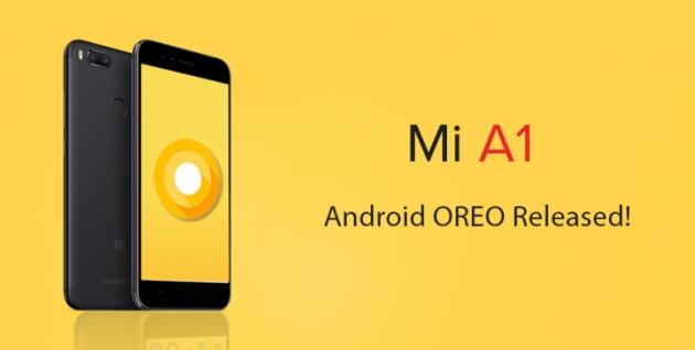 Android 8.0 Oreo dla Xiaomi Mi A1