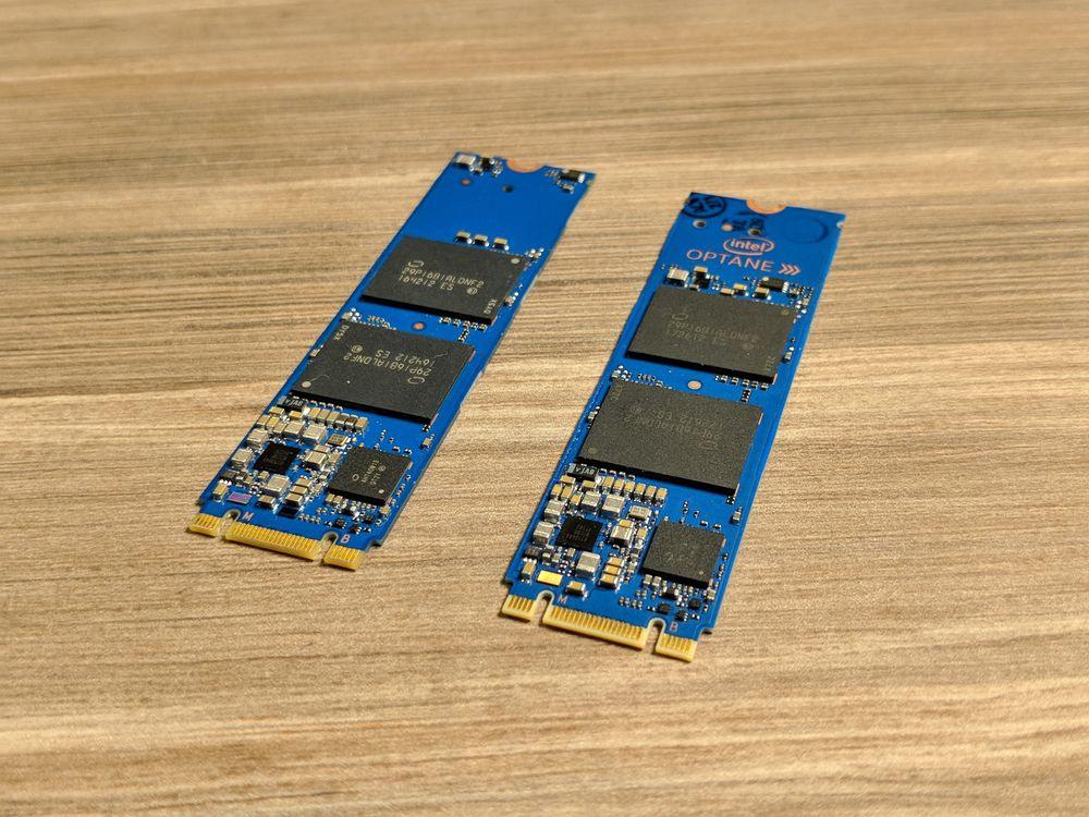 Intel Optane 800P nośnik SSD