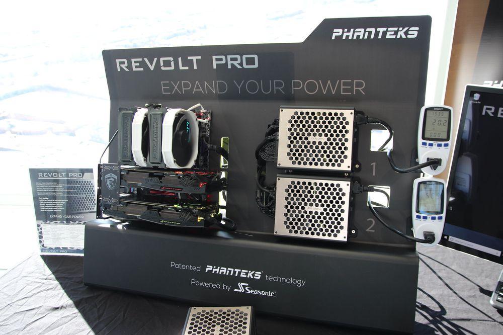 Phanteks Revolt Pro 1000W i 850W