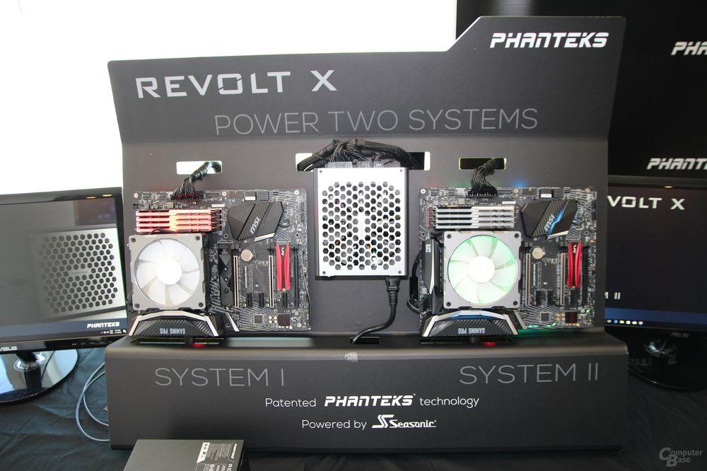 Phanteks Revolt X 1200W