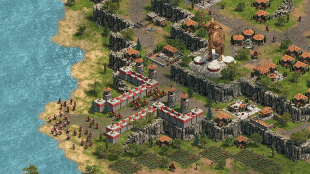 Age of Empires: Definitive Edition screen