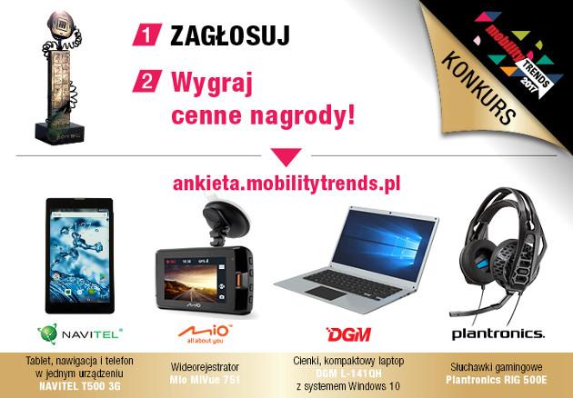 Mobility Trends 2017 konkurs