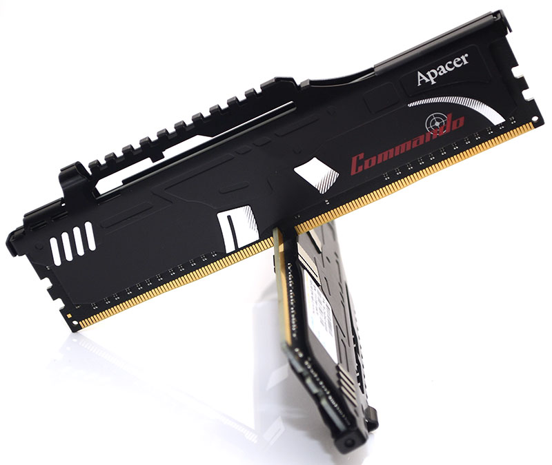 Apacer Commando DDR4 RAM pamięć