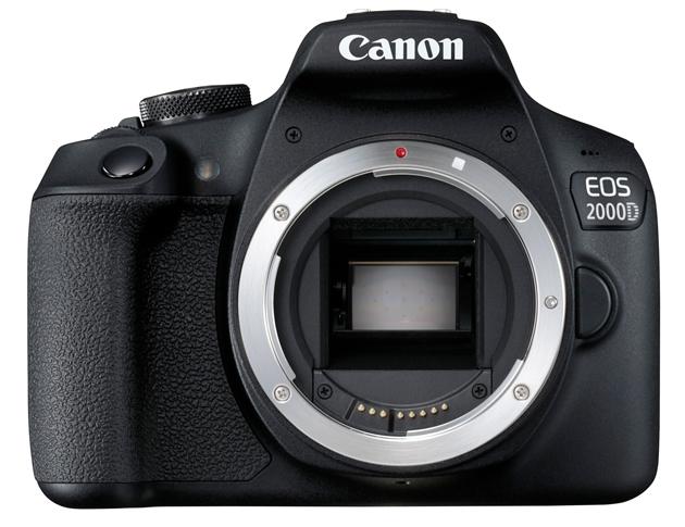 Canon EOS 2000D przód