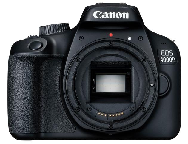 Canon EOS 4000D przód