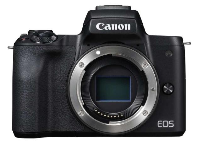 Canon EOS M50 widok przód