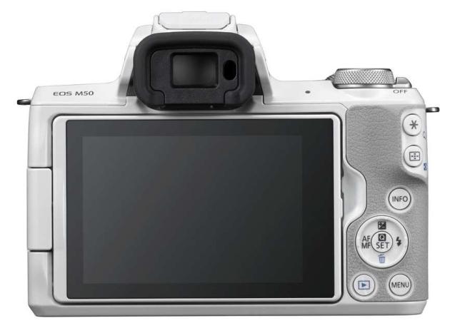 Canon EOS M50 widok tył