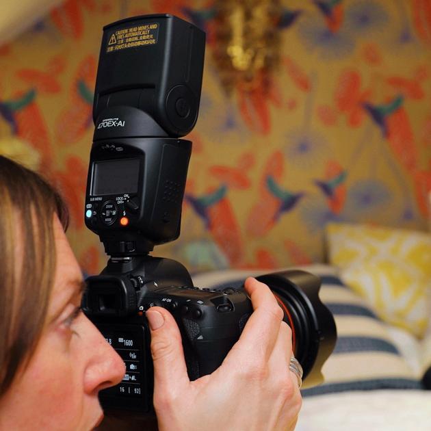 Canon Speedlite 470EX-AI fotograf