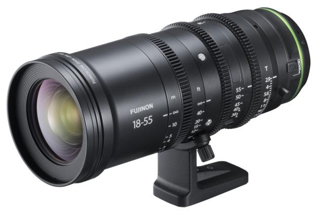 Fujinon MKX18-55mmT2.9
