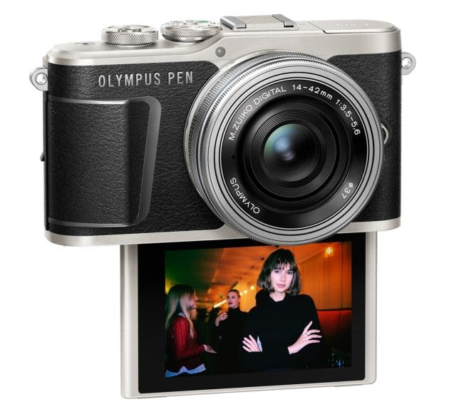 Olympus PEN E-PL9 ekran odchylony