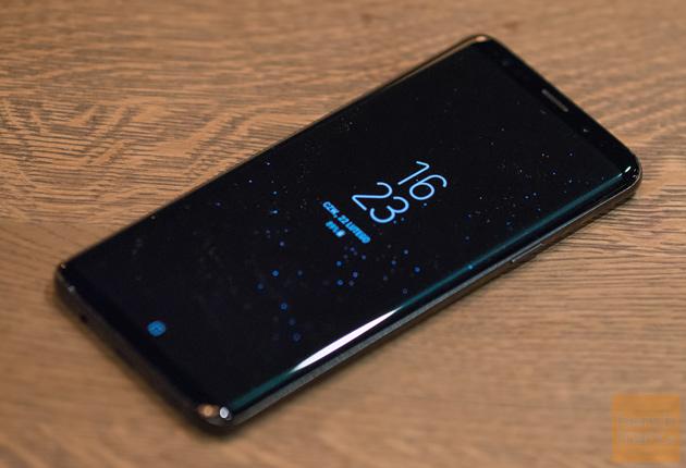 Samsung Galaxy S9+ przód