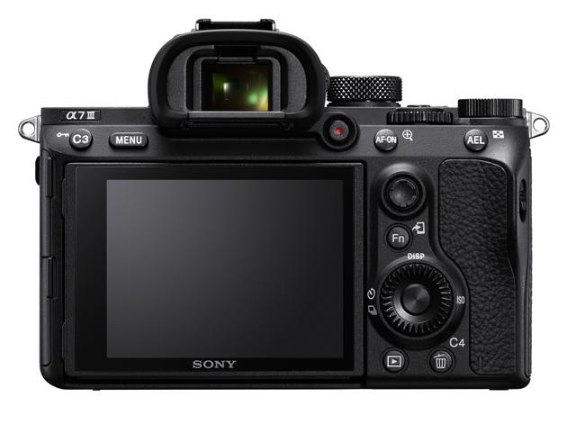 Sony A7 III ekran LCD