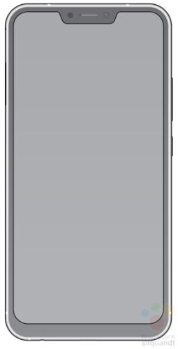 Asus ZenFone 5 render
