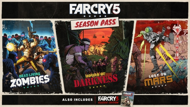 Far Cry 5 DLC