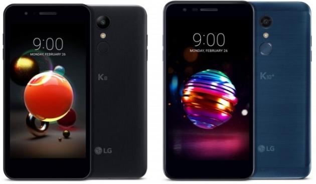 LG K 2018