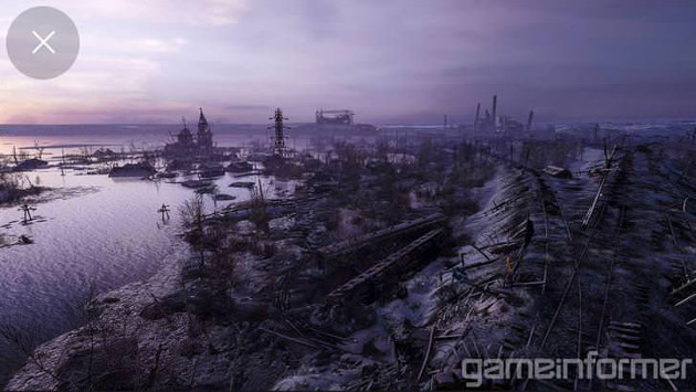 Metro Exodus screen tory