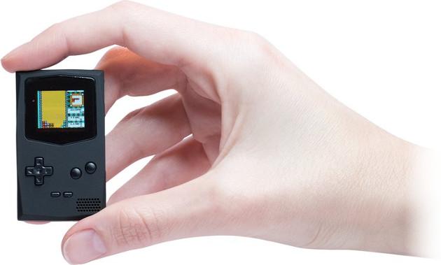 PocketSprite rozmiar