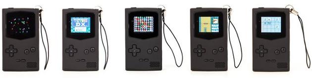 PocketSprite gry