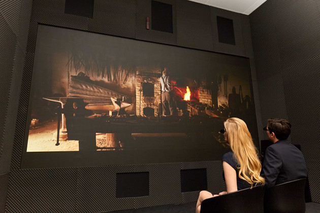Samsung ISE Cinema 3D