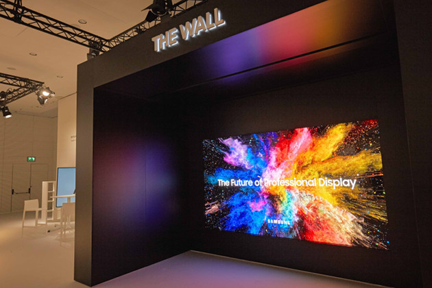 Samsung ISE The Wall