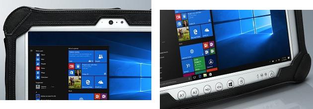 Panasonic Touchpad FZ-G1 (mk4)