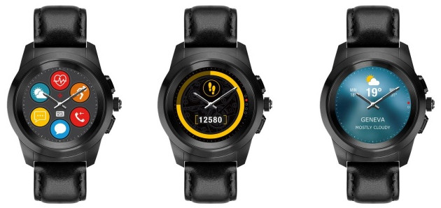 MyKronoz ZeTime Premium smartwatch