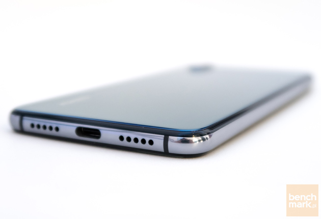 Huawei P20 Pro złącza i głośniki