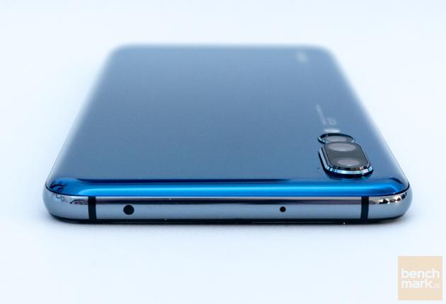 Huawei P20 Pro czytnik górna krawędź