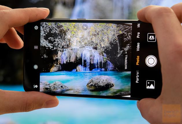 Huawei P20 Pro fotografowanie tryby