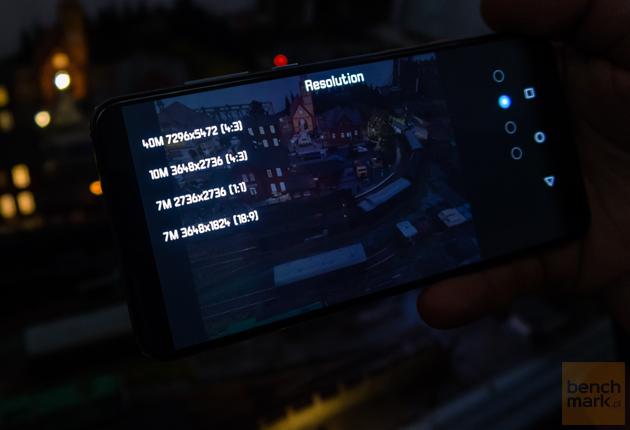 Huawei P20 Pro rozdzielczości