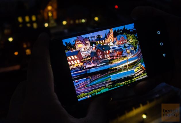 Huawei P20 Pro tryb nocny