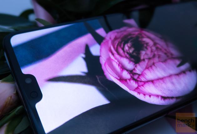 Huawei P20 Pro ekran kolory