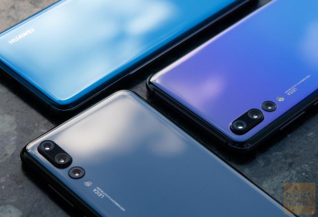Huawei P20 Pro kolory