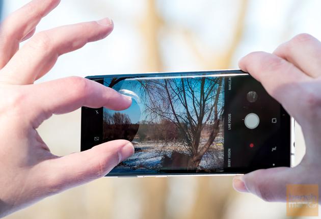 Samsung Galaxy Note 8 zoomowanie